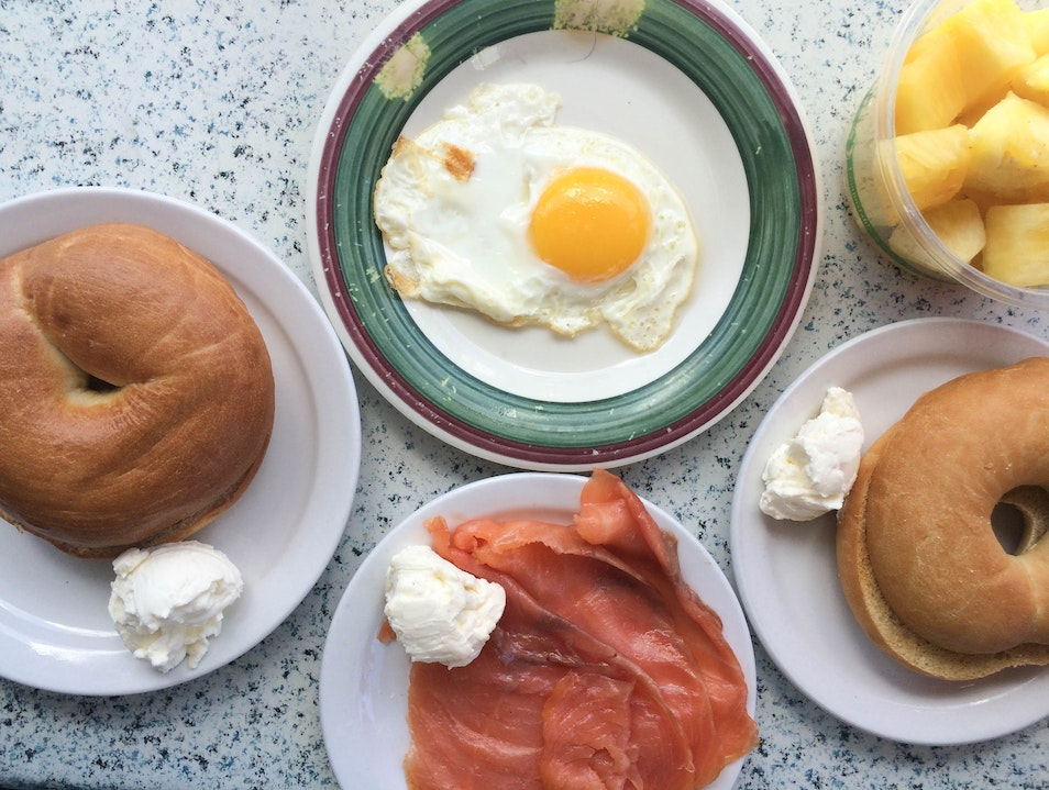 Finding a Delicious Brunch in Kihei