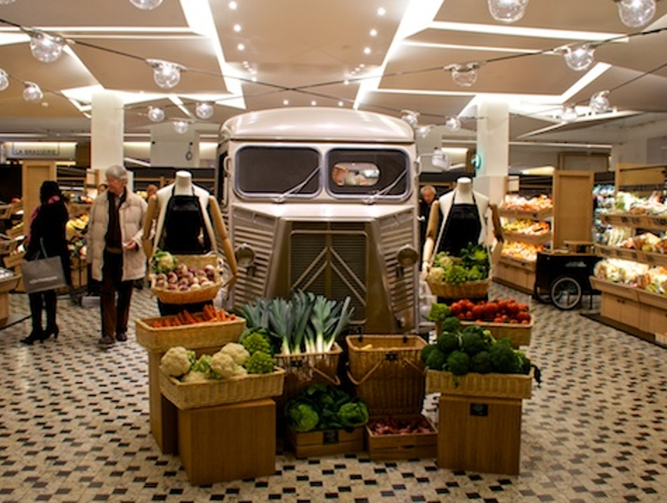 La Grand Epicerie, Parisian gastronomy by LVMH Paris  France