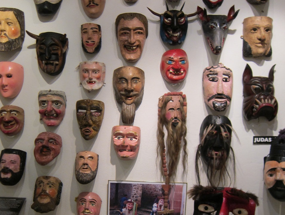 A Mask for Every Face