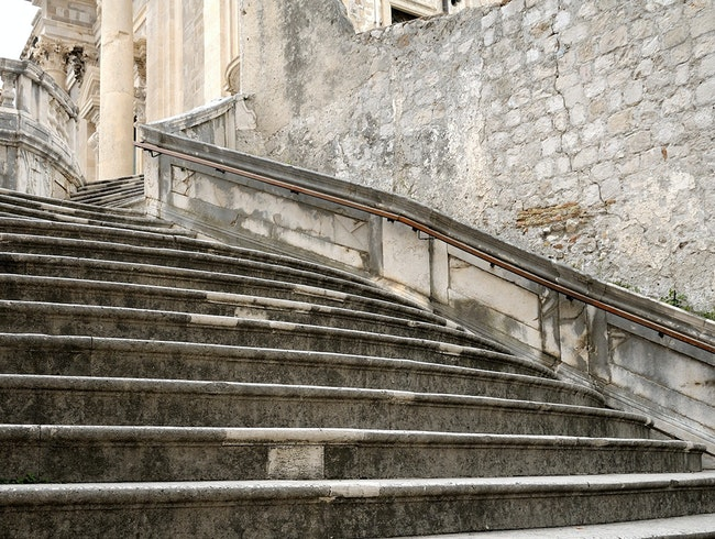 Jesuit Stairs/Game of Thrones Locations