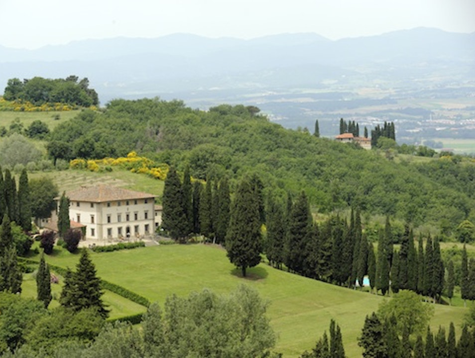 Agritourism Hotels: Villa Campestri in Florence Vicchio  Italy