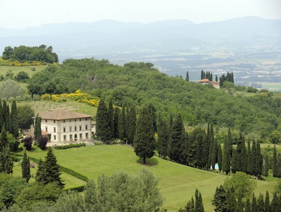 Agritourism Hotels: Villa Campestri in Florence Florence  Italy