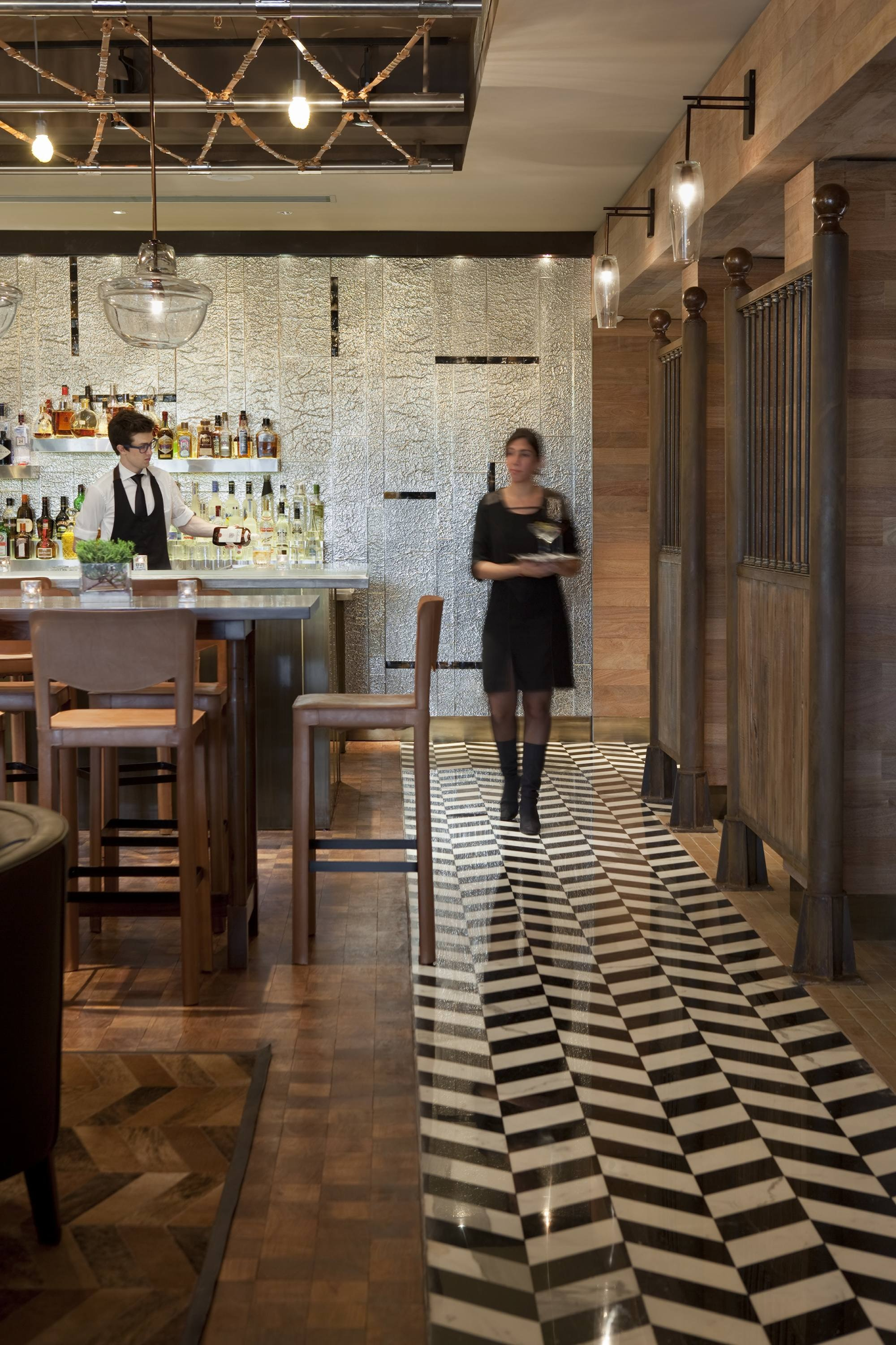 10 Hotels for Cocktail Connoisseurs