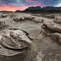 Bisti Badlands Farmington New Mexico United States