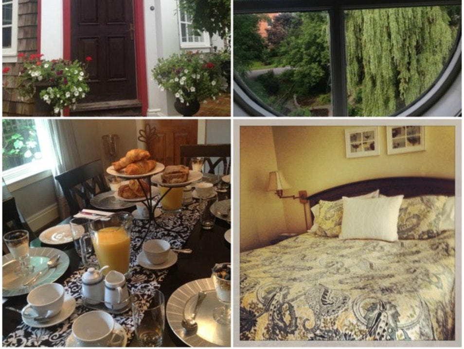 A Cute B&B in Niagara-on-the-Lake Niagara On The Lake  Canada