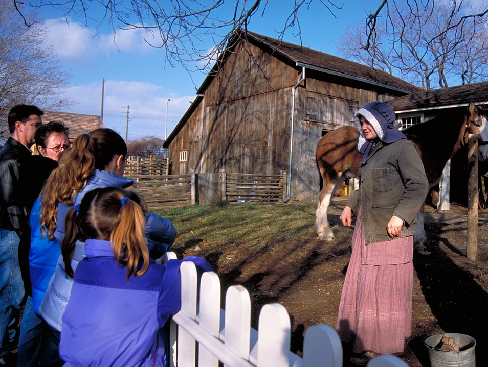 Step Back in Time at Black Creek Pioneer Village Toronto  Canada