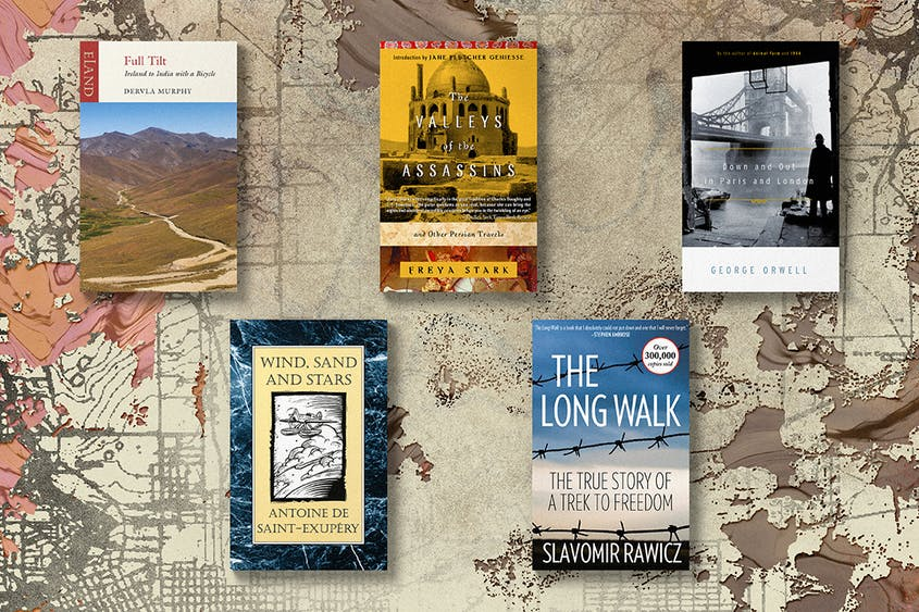 5 Classic Travel Books You Shouldn't Miss