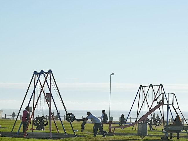Stroll and Play on Cape Town's Waterfront Wonderland