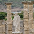 The Roman ruins of Baelo Claudia Cadiz  Spain