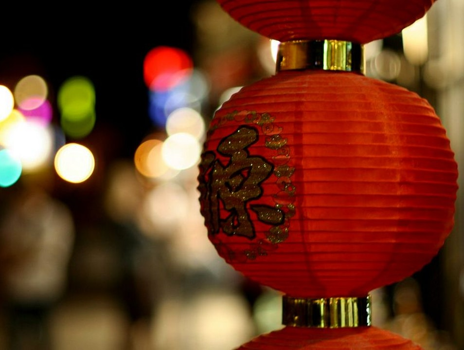 Small But Quaint: Montreal's Chinatown