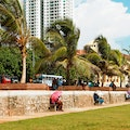 Galle Face Green Colombo  Sri Lanka