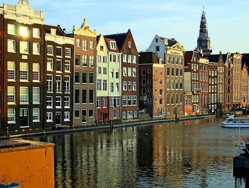 Amsterdam's Golden Age Canal Houses Amsterdam  The Netherlands