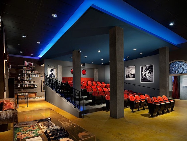 Boutique Cinema in the Heart of South Beach