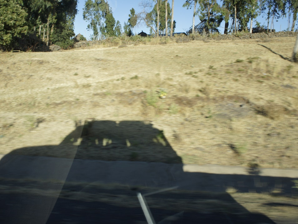 Driving 100+ MPH in the Great Rift Valley Arsi  Ethiopia