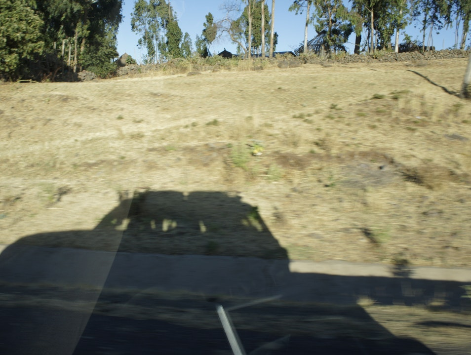 Driving 100+ MPH in the Great Rift Valley