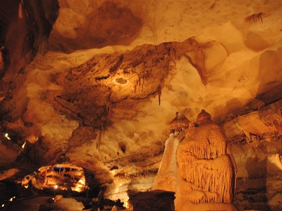 Inner Space Cavern Georgetown Texas United States