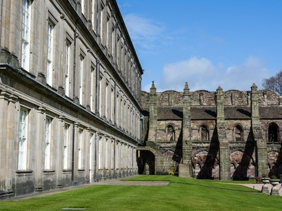 Palace of Holyroodhouse & Abbey Rosyth  United Kingdom