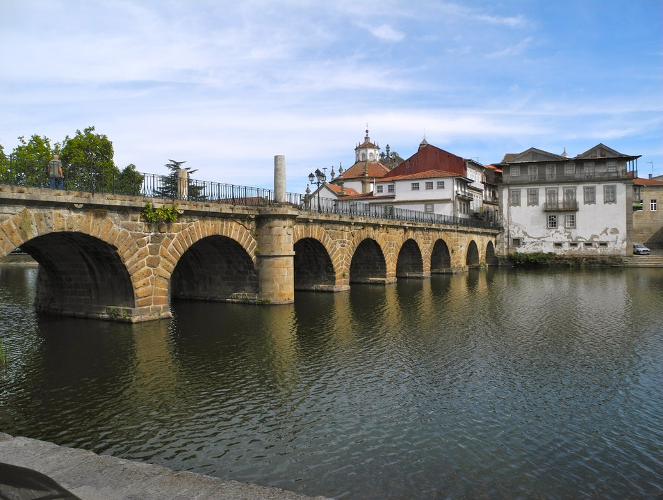 The Emperor's Bridge Chaves  Portugal