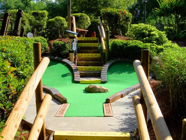 Arr! Mini-Golf for Ye All