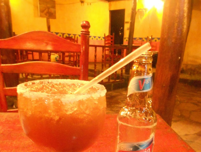 The Best Micheladas in Managua