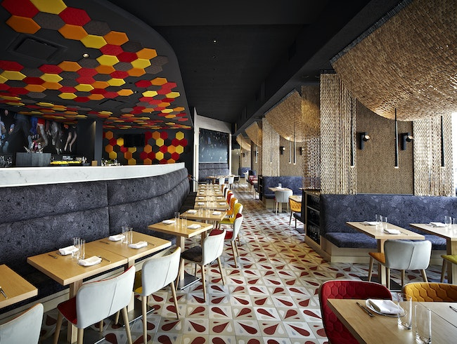 Chef Jose Andres Offers Special Haitian Lamb Entree at Jaleo's in Chinatown