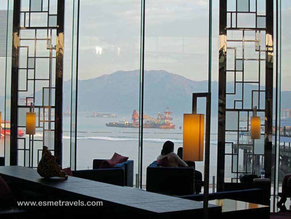 Sweet Stay at the SkyCity Marriott Hotel in Hong Kong Hong Kong  Hong Kong