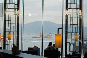 Hong Kong SkyCity Marriott Hotel