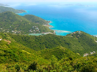 Sage Mountain National Park Tortola  British Virgin Islands