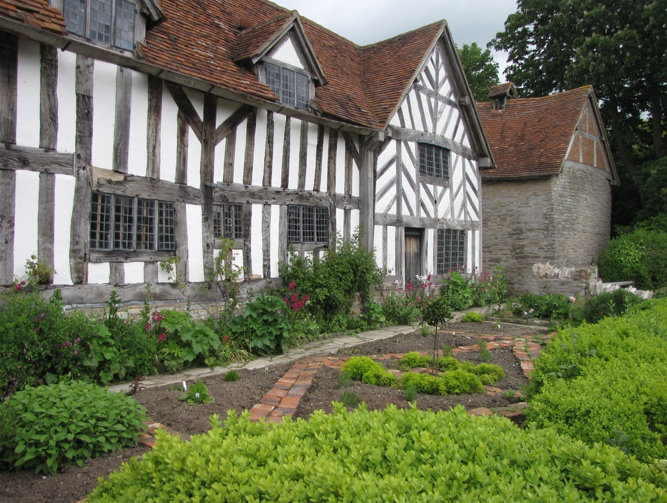 Shakespeare's Mother's House (Mary Arden) Wilmcote  United Kingdom