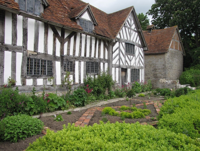 Shakespeare's Mother's House (Mary Arden)