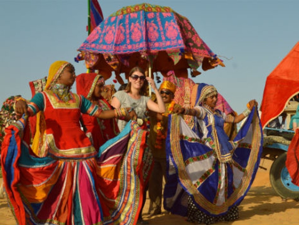 Topl Places to visit in Rajasthan in December Kheenwal  India