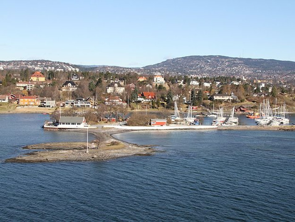 Nautical Dining by the Fjord Oslo  Norway