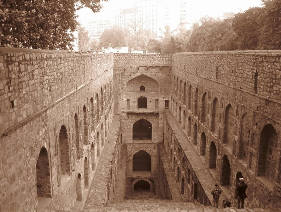 Ghost Sightings at Agrasen ki Baoli New Delhi  India