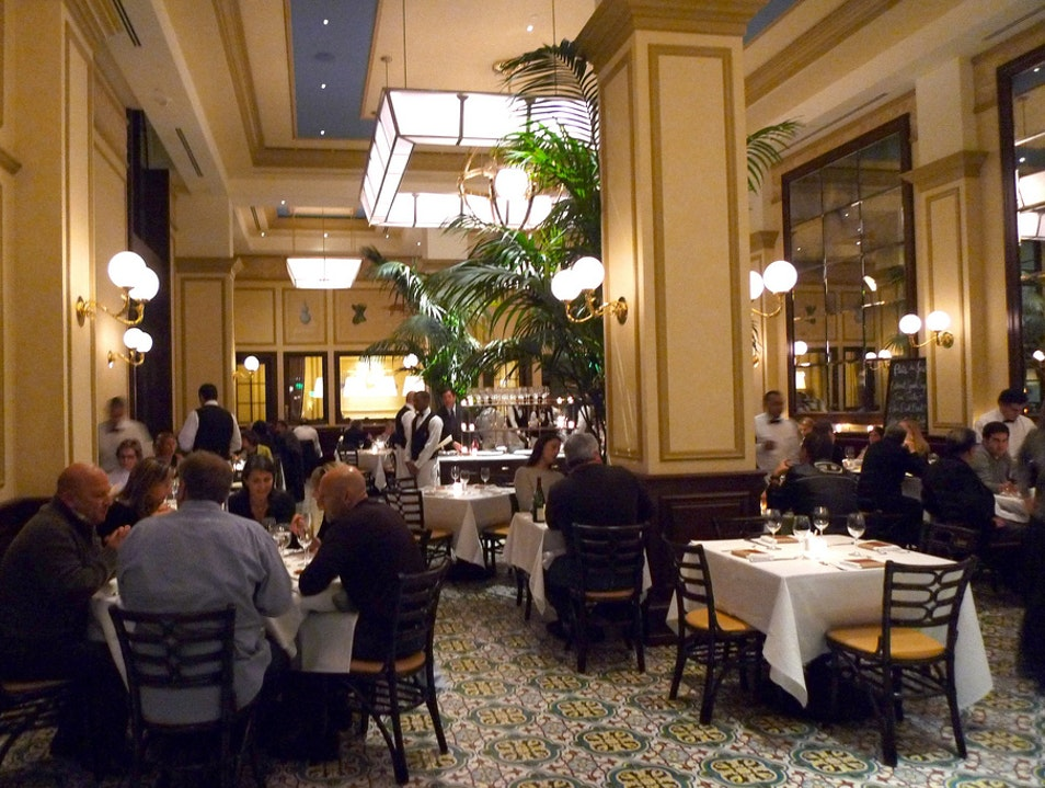 First Friday Nights at Bouchon Beverly Hills California United States