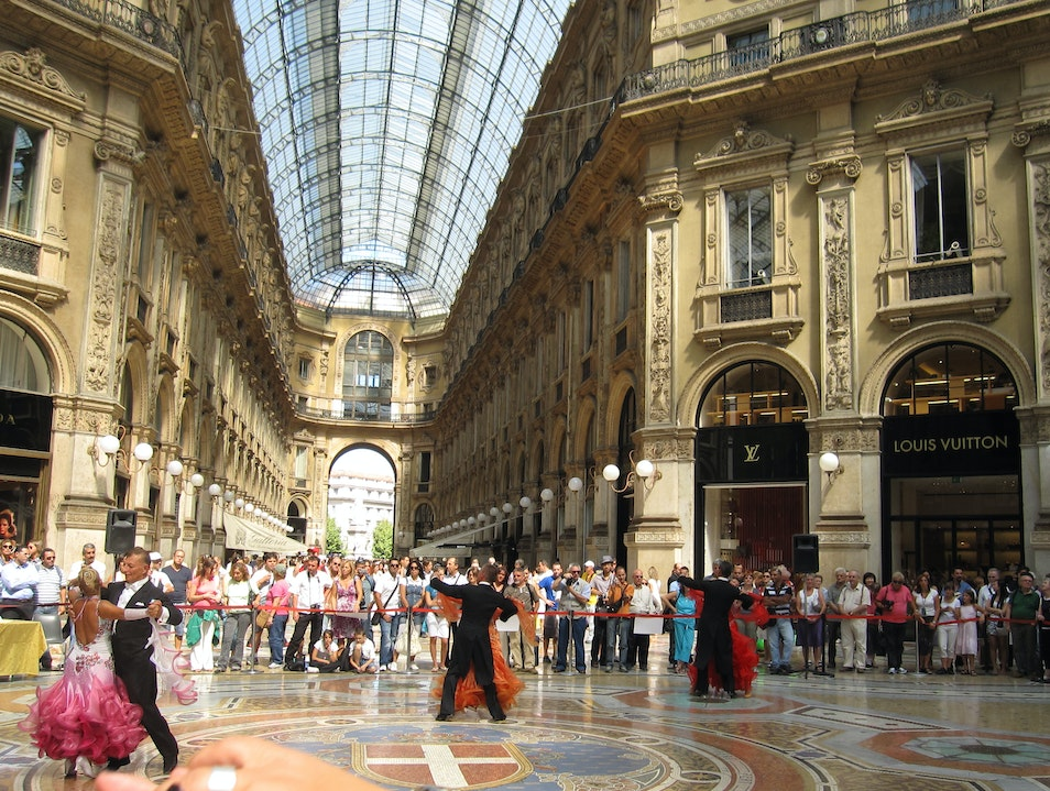 One Afternoon in Milano