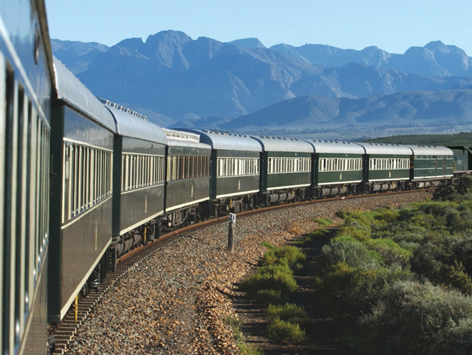 Cape Town to Dar Es Salaam by Train Cape Town  South Africa