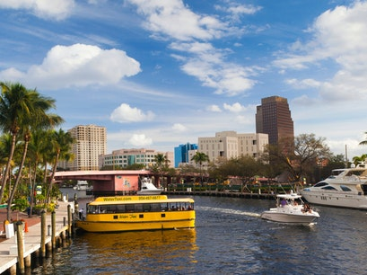 Riverwalk Fort Lauderdale Florida United States