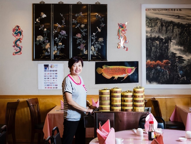 Honolulu's Best Dim Sum Brunch