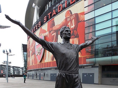 Emirates Stadium London  United Kingdom