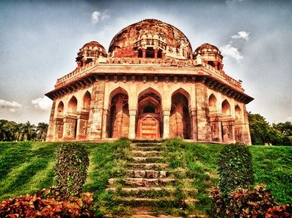Lodi Gardens New Delhi  India