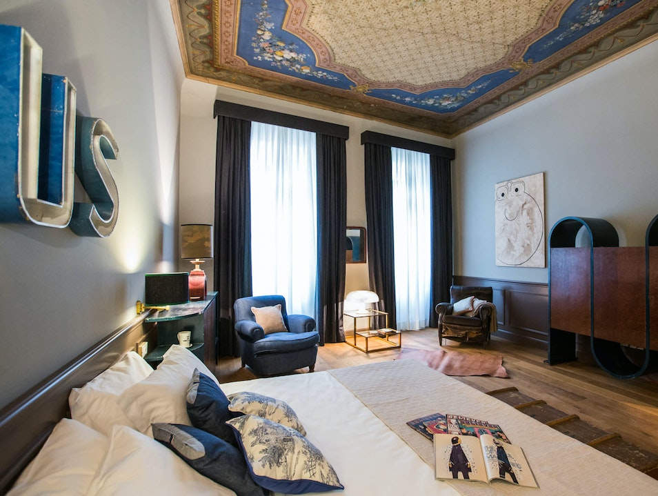 Stylish home-from-home in the Oltrarno