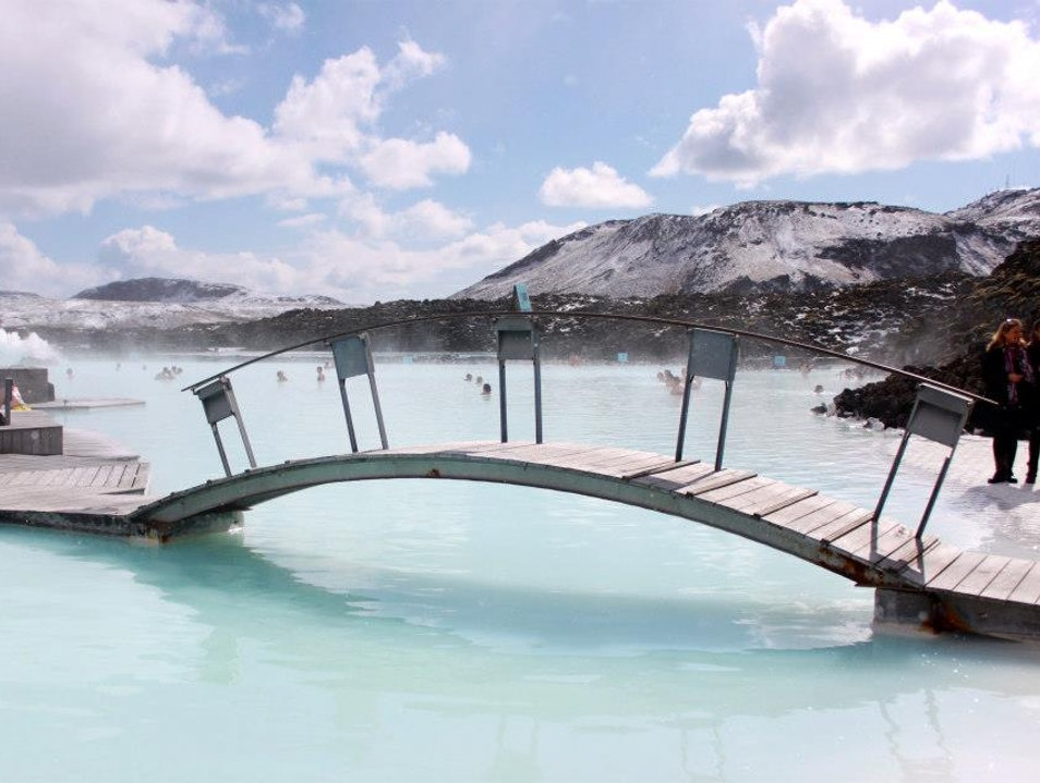 The Blue Lagoon Southern Peninsula Region  Iceland