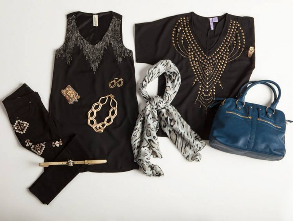 Finding the Last-Minute Accessory