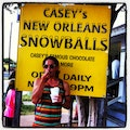 Casey's New Orleans Snowballs Austin Texas United States