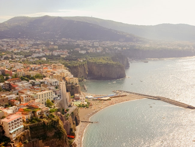 Sorrento, an easy day trip from Naples