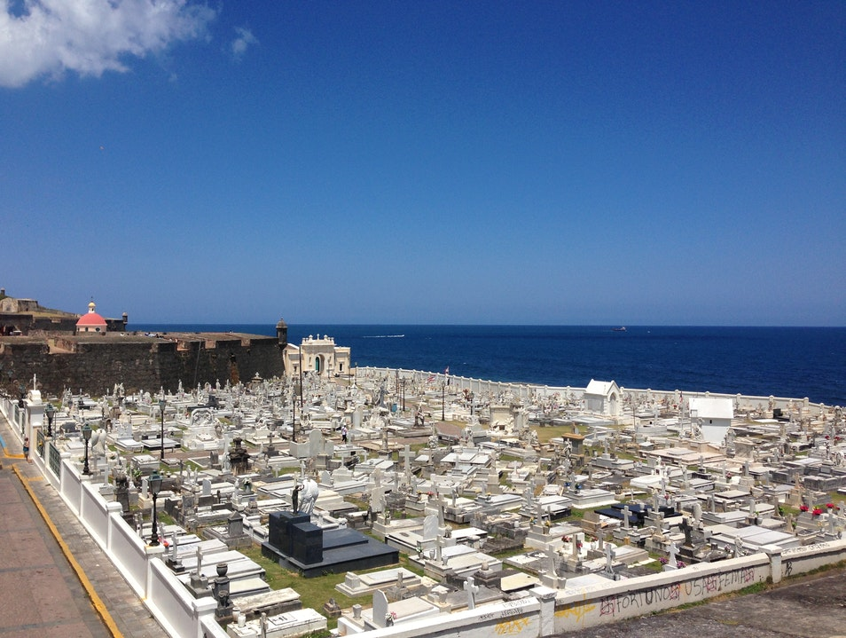 Pay Your Respects at a Colonial-Era Cemetery San Juan  Puerto Rico