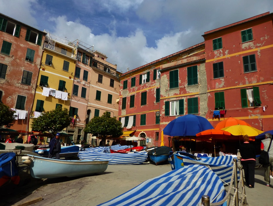 Colors of Vernazza Vernazza  Italy