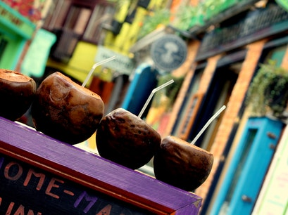 Neals Yard London  United Kingdom
