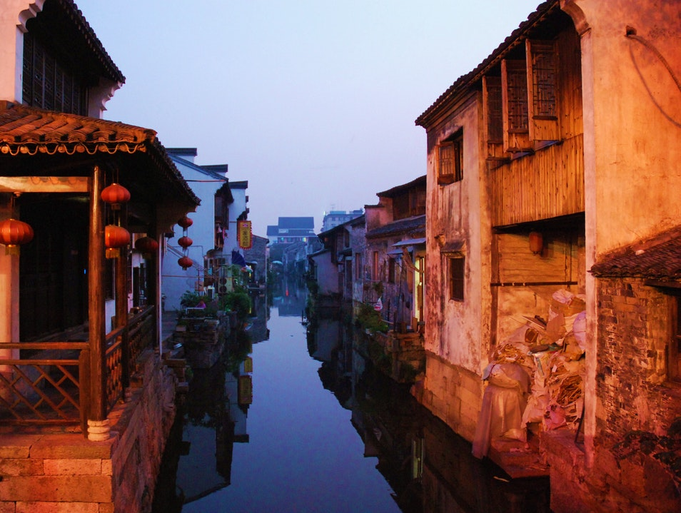 The Venice of China?
