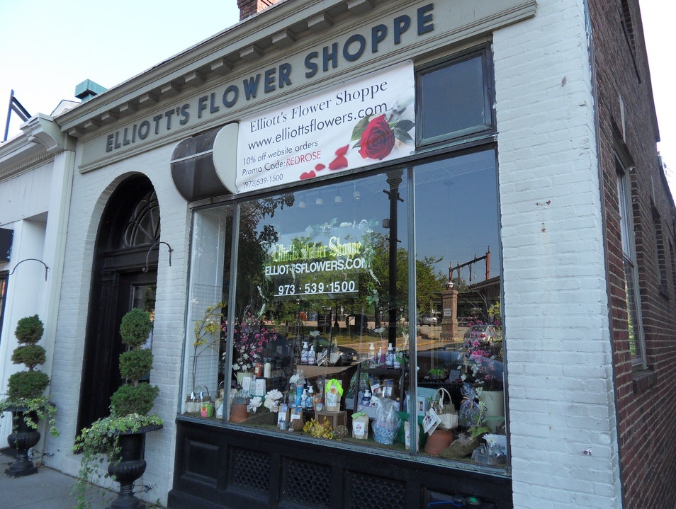 Elliott's Flower Shoppe Morristown New Jersey United States